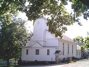 the United Methodist Church of Smethport
